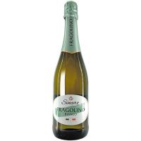 Напій на основі вина Sincero Fragolino Bianco 0.75л