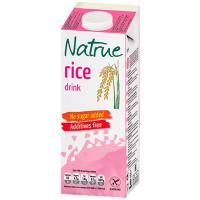 Напій Nature рисовий без цукру 1л