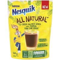 Напій Nesquik швидкорозчинний All Natural 168г