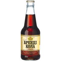 Напій Оболонь Бренді Кола с/б 0.33л