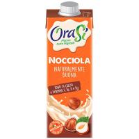 Напій OraSi з лісових горіхів з вітамінами та кальцієм 1л