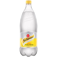 Напій Schweppes Indian Tonic б/а пет 1л