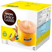 Напій шоколадний Nescafe Dolche Gusto Nesguik 256г