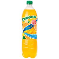 Напій соковмісний Апельсин ТМ Соковинка Україна 1л