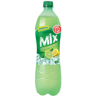 Напій соковмісний Mix Лимон лайм м'ята ТМ Соковинка Україна 1л