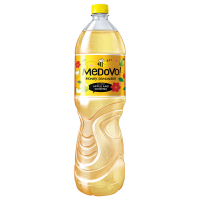 Напій Medovo! соковм. б/а зі смаком яблуко-женьшень с/г 1,5л