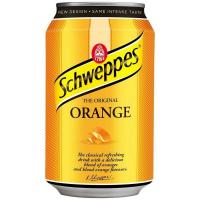 Напій Schweppes Citrus Mix б/а сильногазований з/б 330мл