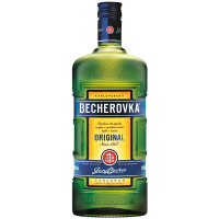 Настоянка Becherovka 38% 0,5л