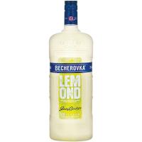 Настоянка Becherovka Lemond 20% 1л