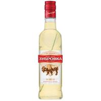 Настоянка Зубровка Златогор 40% 0,5л