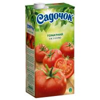 Нектар Садочок Томатний з сіллю 1,93л