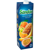 Нектар Sandora мультивітамін 0,95л