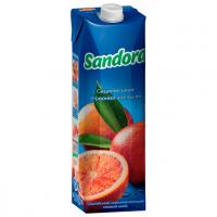 Напій соковий Sandora сицилійський червоний апельсин 0,95л