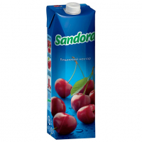 Нектар Sandora вишневий 0,95л