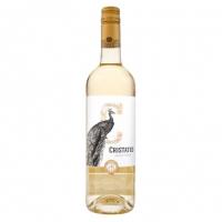 Вино Cristatus Blanco біле сухе 12.5% 0,75л