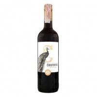 Вино Cristatus Tinto червоне сухе 13.5% 0,75л