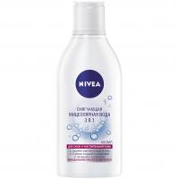 """Міцелярна вода пом'якшуюча 3в1 ТМ """"Nivea"""" Німеччина, 400мл"""