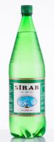 Вода мінеральна Sirab газована 1,5л