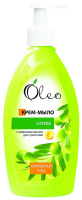 Крем-мило рідке Oleo Комплексний Догляд Олива, 500 мл