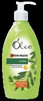 Крем-мило Oleo Олива для сухої шкіри 500мл х6