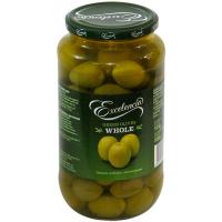 Оливки Excelencia зелені з/к 935г