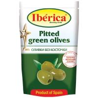 Оливки Iberica зелені б/к 170г