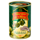 Оливки Маэстро дэ Олива зелені з анчоусом 300г