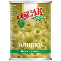 Оливки Oscar б/к 350г