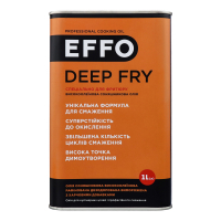 Олія Effo соняшникова Deep fry 1л