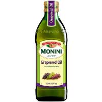 Олія Monini з виноградних кісточок 0,5л