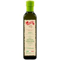 Олія оливкова Delicato Екстра вірджин с/б 0,5л