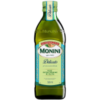 Олія оливкова Monini Delicato Extra Viergine 0,5л