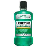 Ополіскувач Listerine для рота Захист зубів та ясен 250мл