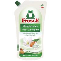 Ополоскувач Frosch для білизни Мигдалеве молочко 1000мл