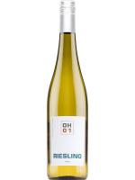 Вино Erben Oscar Haussmann OH 01 Riesling біле напівсолодке 9.5% 0,75л