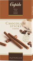 Трубочки шоколадні Cupido Cafe 125г х12
