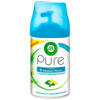 Освіжувач Air Wick Pure змінний Квітучий лимон 250мл