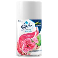 """Освіжувач повітря Glade Automatic змінний балон """"Піон і соковиті ягоди"""", 269 мл"""