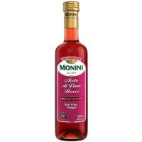 Оцет Monini винний Rosso 500мл