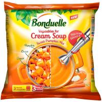 Суміш Bonduelle овочева крем-суп Гарбузовий заморожений продукт 400г