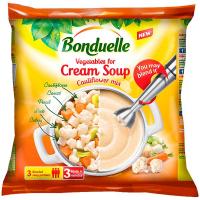 Овочі Bonduelle для крем-супу Легкий заморожений продукт 400г