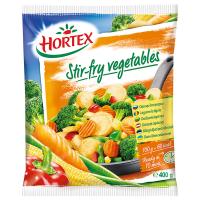 Овочі Hortex для смаження 400г