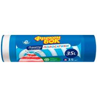 Пакети Фрекен Бок для сміття 35л*15шт