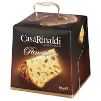 Панеттоне Casa Rinaldi з цукатами і родзинками 500г