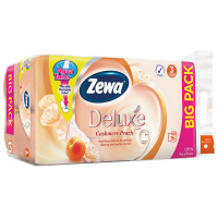 Папір туалетний Zewa Deluxe Cashmere Peach 16шт