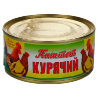 Паштет Marko курячий ж/б 290г