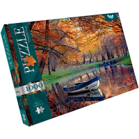 Пазли Danko Toys Autumn River 1000ел арт.С1000-09-04