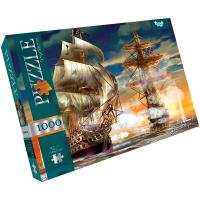 Пазли Danko Toys Battle ships 1000ел арт.С1000-09-09
