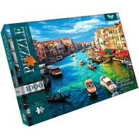 Пазли Danko Toys Grand Canal 1000ел арт.С1000-09-08