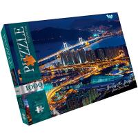 Пазли Danko Toys Gwang-An Bridge 1000ел арт.С1000-09-07